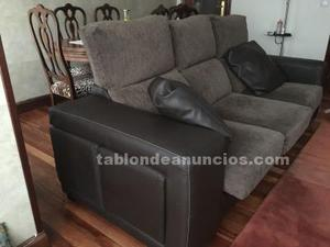 Sofa 3 plazas extensible en perfecto estado