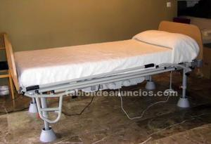 Vendo cama geriatrica articulada electrica