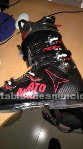 Botas esquí atomic redster pro 100