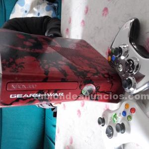 Xbox gb con dos mandos
