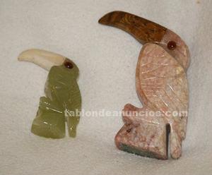 Figuras de tucanes hechas en brasil