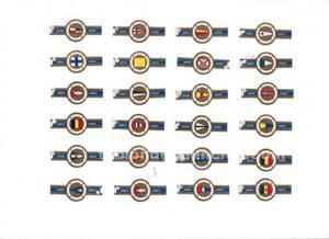 Vitolas jubile banderas de señales
