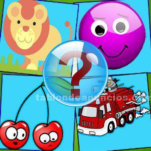 Juego de memoria para niños memory game
