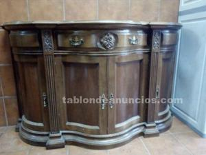 Mueble entrada clasico