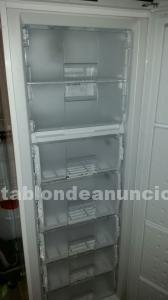 Congelador vertical 7 cajones