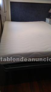 A estrenar cama articulada con colchon