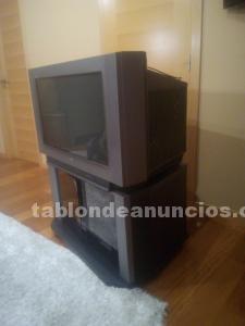 Televisor sony + tdt + mueble para televisor