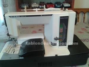 Máquina de coser sigma ns