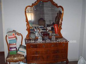 ¡oferta! comoda con espejo vintage