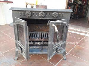 Venta estufa de fundicion