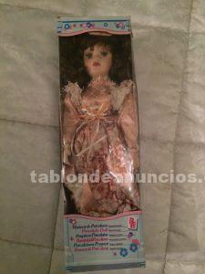 Muñeca de porcelana ra