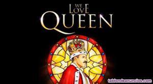 "Vendo 2 entradas musical ""we love queen"" madrid"