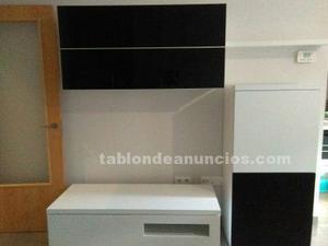 Conjunto mueble tv comedor/salón