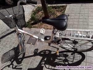 Bicicleta bh para chica,mujer..... Lista para llevar