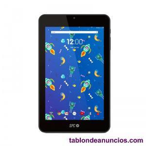 """Spc tablet 7"""" ips n flow qc 8gb negra"""