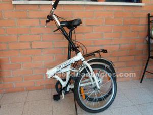 Vendo bicicleta de paseo
