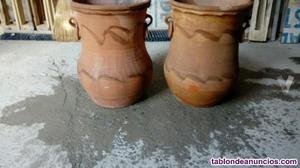 Jarrones ceramica