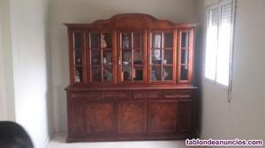 Mueble aparador vitrina