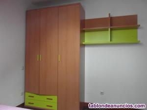Vendo habitacion completa juvenil