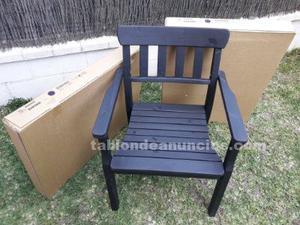 Vendo sillas a estrenar ikea jardin