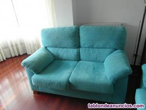 Vendo sofas dos piezas como nuevos