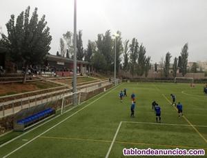 Equipo futbol 11 busca jugadores