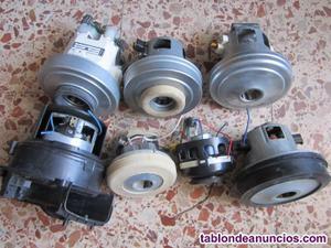 Motores de aspiradora