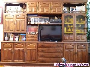 Mueble salón clásico