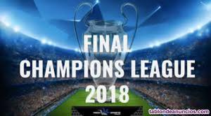 Vendo entradas final champions