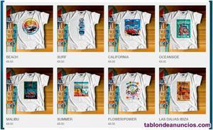 Vendo camisetas varios modelos