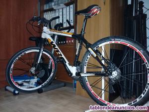 Bicicleta de carbono wrc