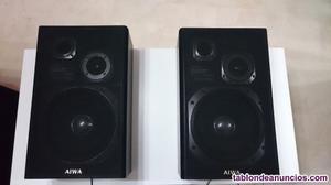 Altavoces aiwa sx-780 de