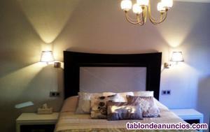 Se vende dormitorio moderno como nuevo