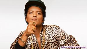 Bruno mars madrid. ¡entradas premium más baratas que en