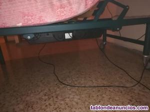 Cama eléctrica (poco uso)