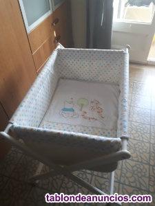 Mini cuna para bebe