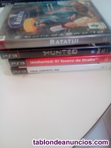 Vendo 43 videojuegos por 430€