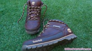 Botas de la marca timberland