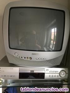 Tv televisor de tubo
