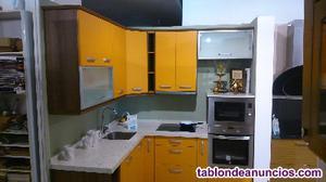 Liquidación cocina exposición balay