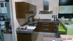 Liquidación cocina exposición polilaminado