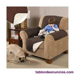 Forro para sofa reversibl pequeño nuevo hago envio