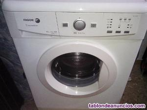Lavadora fagor 3f