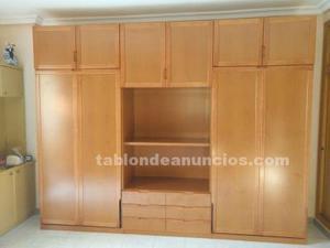 Mueble de 2 camas abatibles de 90 cm