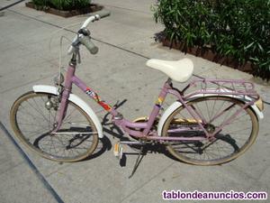 Vendo bicicleta vintage bh