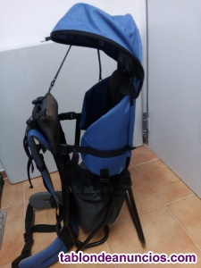 Vendo mochila portabebes deuter - kid confort plus