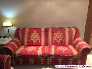Sofá de 2 plazas y sofá de 3 plazas en gandía
