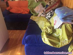 Vendo sofa rinconera de 3 x 2.5 mts
