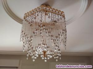 Vendo dos lamparas salon