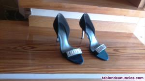 Zapatos negros fiesta